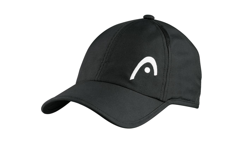 Head Pro Player Cap Nero (2015)