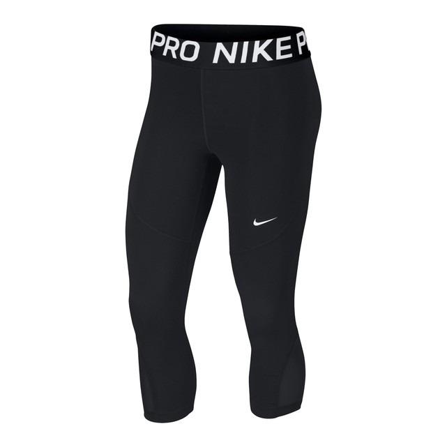 Nike Pro Capri Donna Black 1