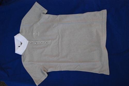 Pikeur Da-Turniershirt Grau 1