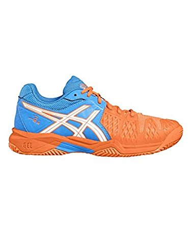 Asics Gel-Bela 5 Clay Arancione-Blu Junior