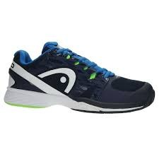 Head Nitro Pro Clay Navy Verde