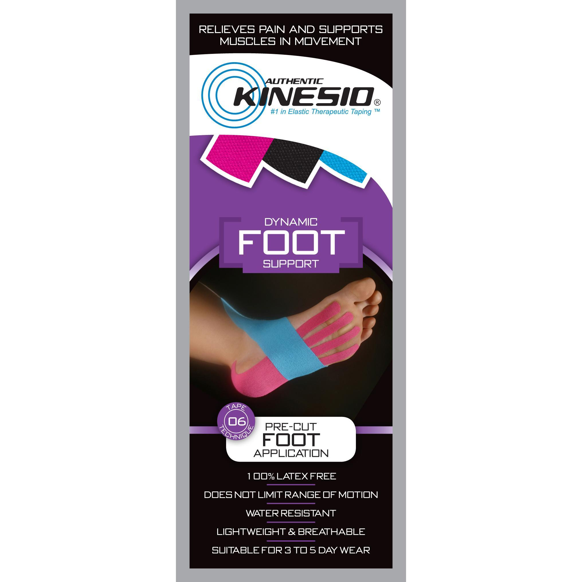 Kinesio Dynamic Foot Support