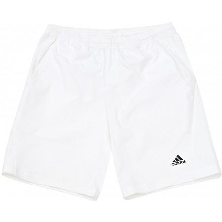 Adidas B TS ESS Short Bianco Bambino