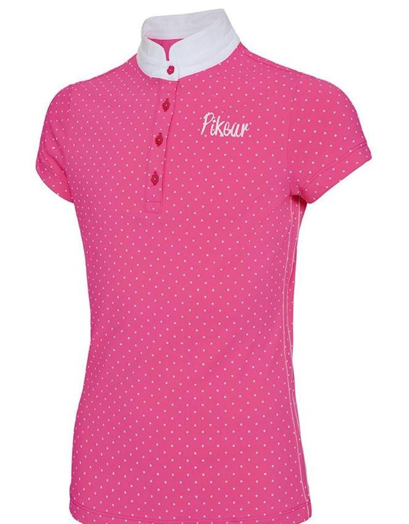 Pikeur T-Shirt Leni Turnier Rosa Girl 1