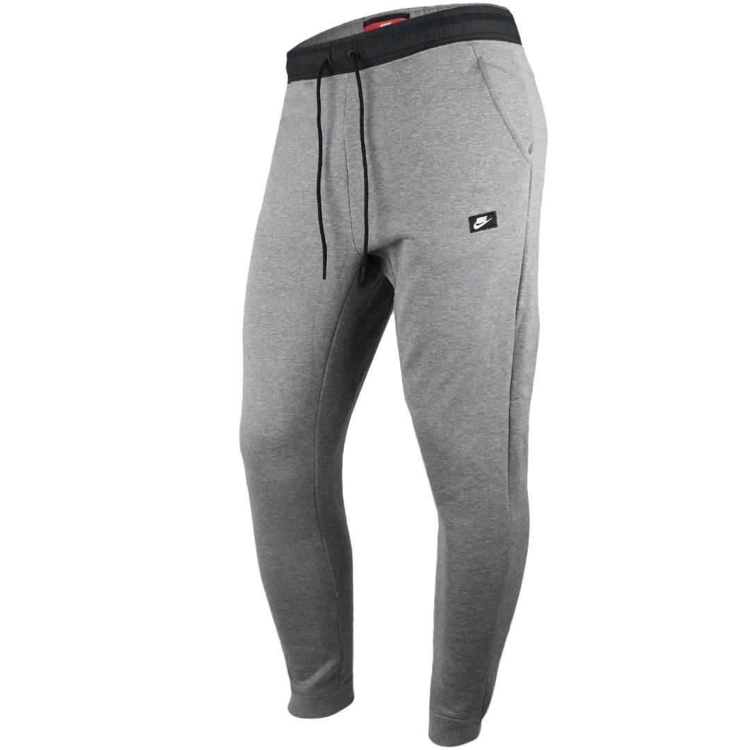 Nike Jogger in fleece Grigio Uomo 1