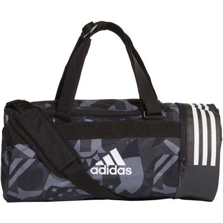 Adidas Duf Bag Grigia Nera
