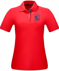 Cavallo Baila Polo Fresh Red Donna