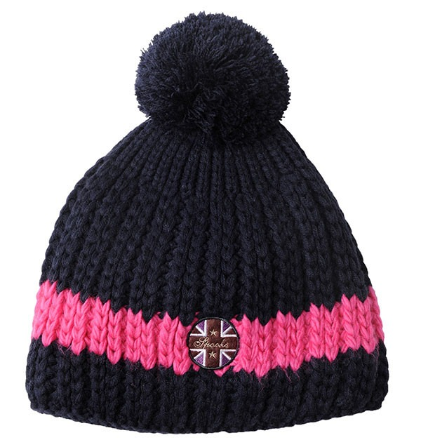 Spooks Hat Pink stripes