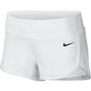 Nike Court Short Bianco Donna 1