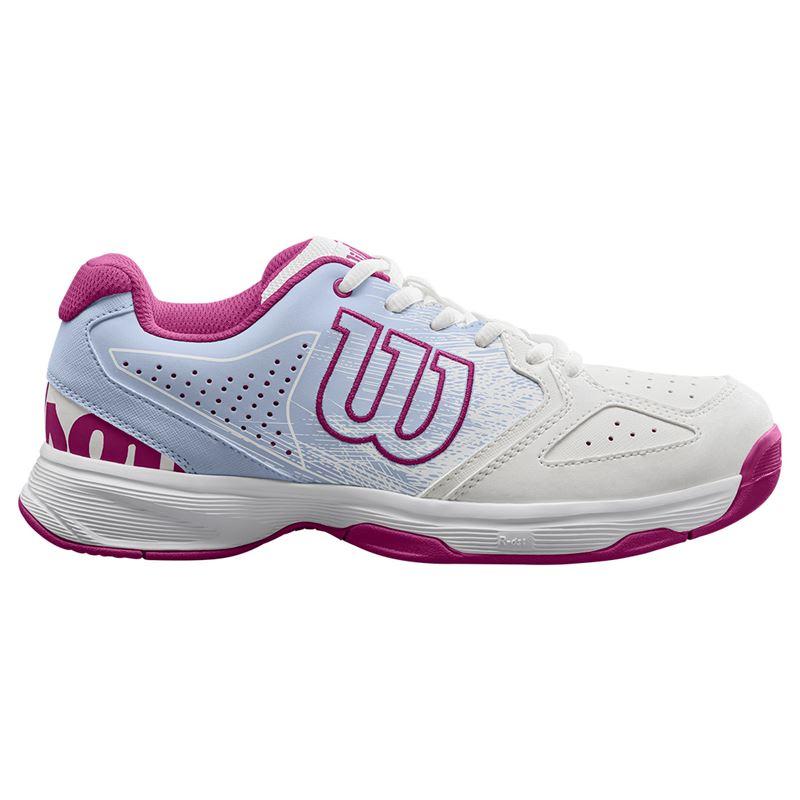 Wilson Stroke Grigio-Bianco-Pink Junior