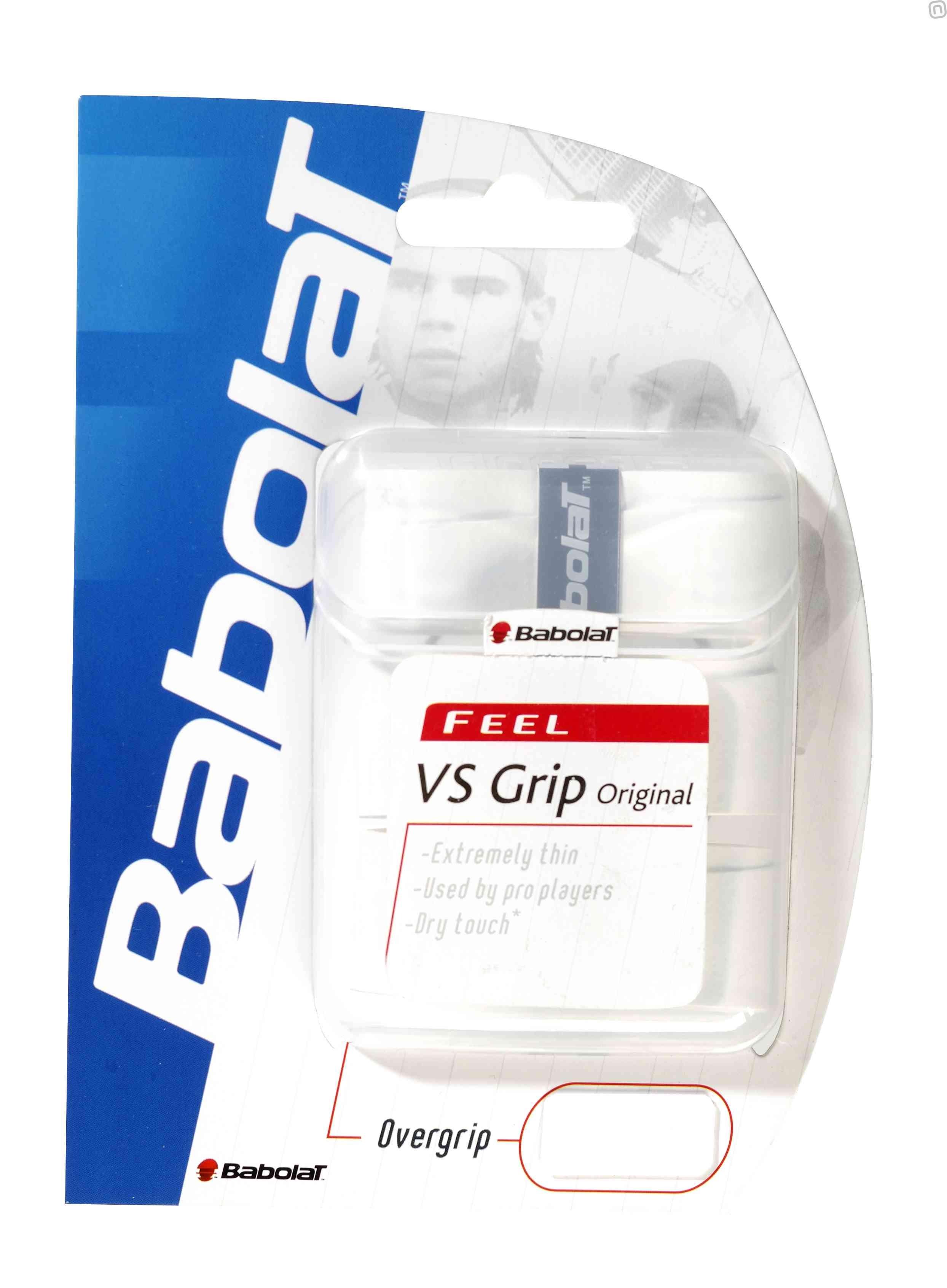 Babolat VS Grip Original Bianco (3x)