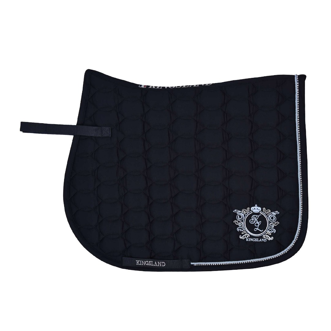 Kingsland Saddle Pad Ubraye Navy