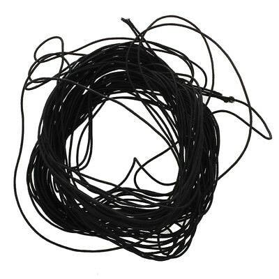 Rilewa Stringhe elastiche Nere