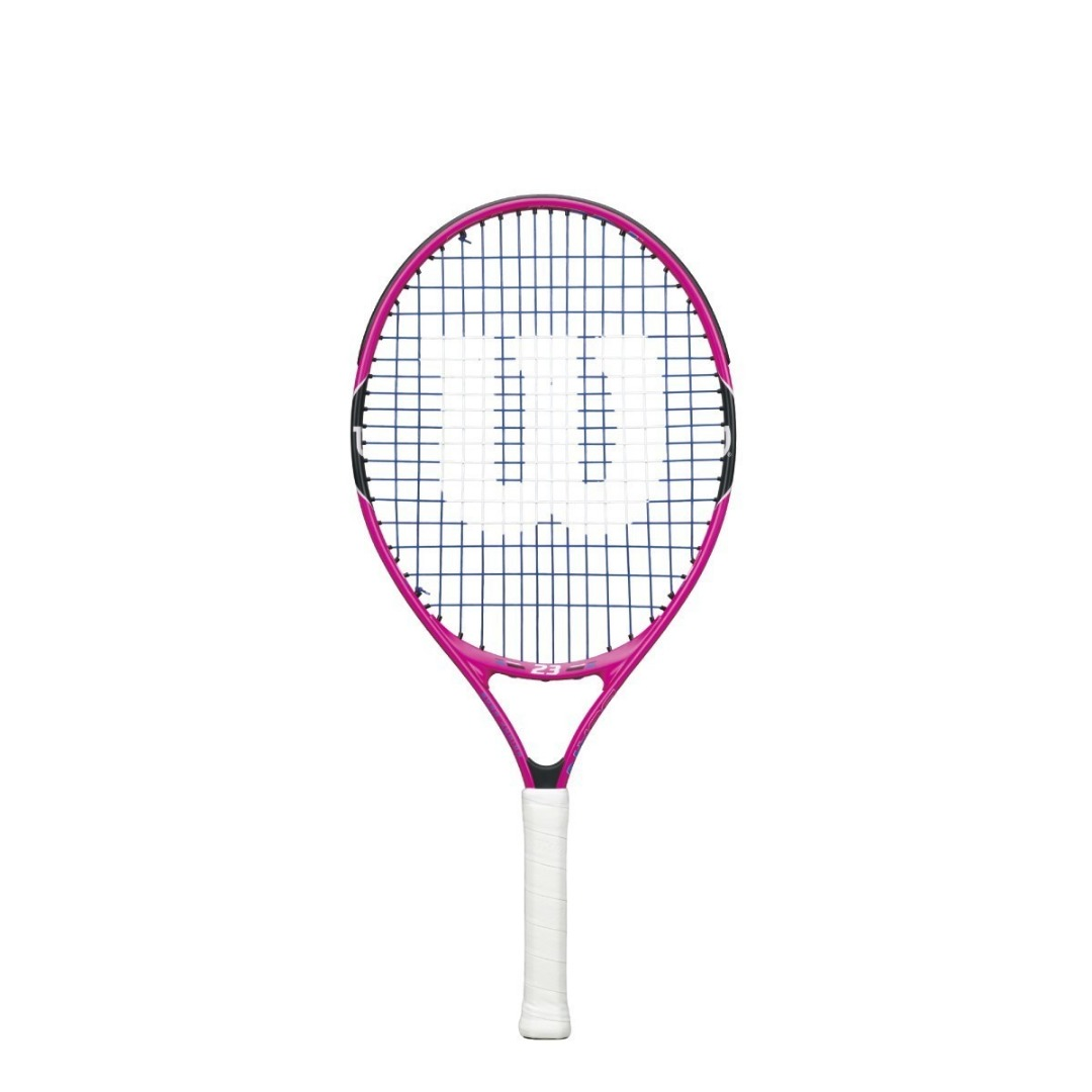 Wilson Burn Pink 23 Junior