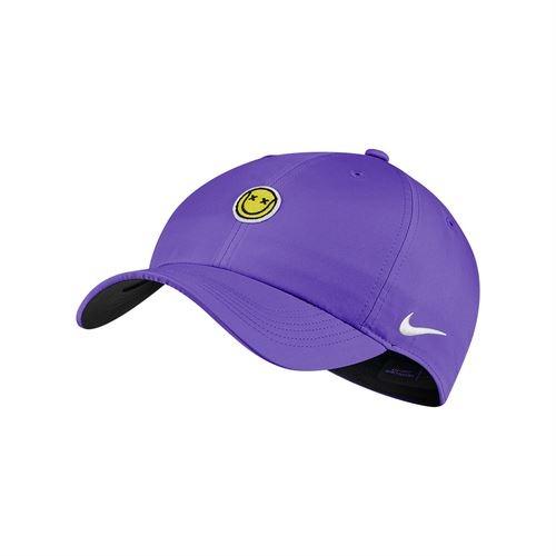 Nike Cappellino Viola con smile Unisex 1