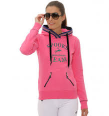 Spooks Maril Hoody Donna pink 1