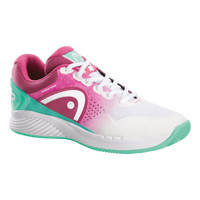 Head Sprint EVO Clay Verde-Rosa Donna