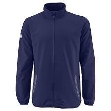 Wilson Team Woven Jacket Blu Uomo 1