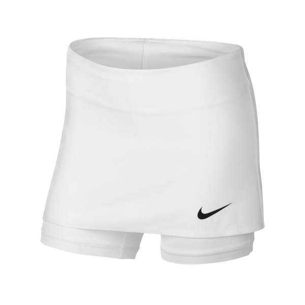 Nike Gonna Fall Power Spin Skirt Bianco Bambina