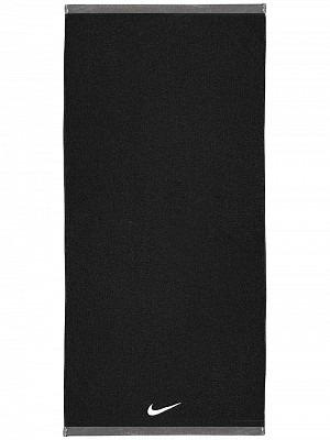 Nike Asciugamano Medio Nero 1