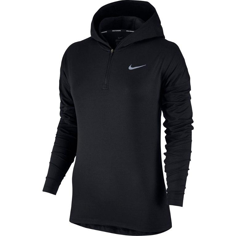 Nike Dry Element Hoodie Nero Donna 1