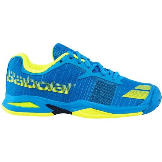 Babolat Jet All Court Blu-Giallo Junior