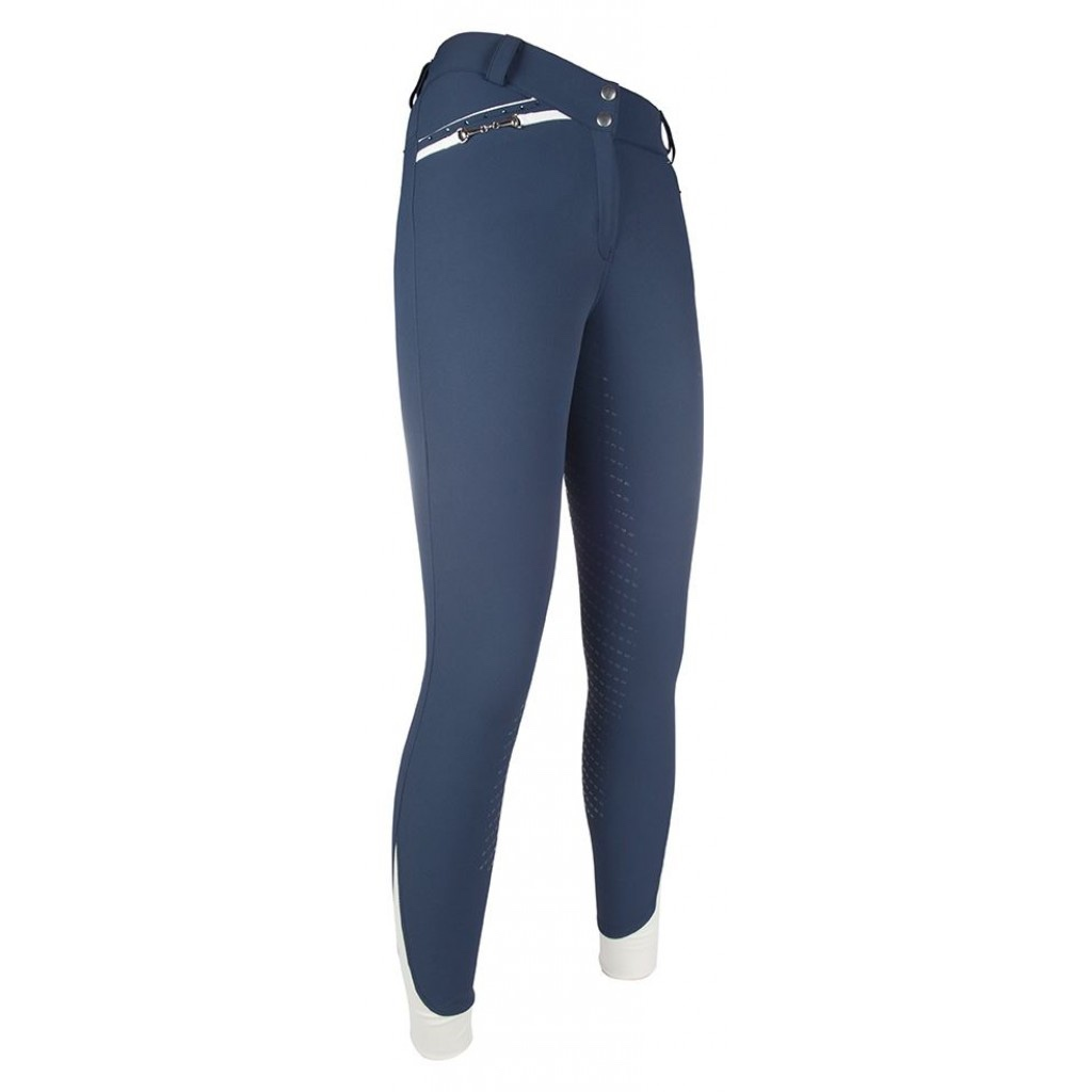 Hkm Sport Equipment Pantaloni Santa Rosa Function Blu Donna