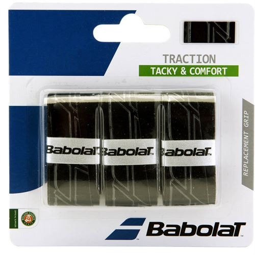 Babolat Pro Tour Traction Nero (3x)