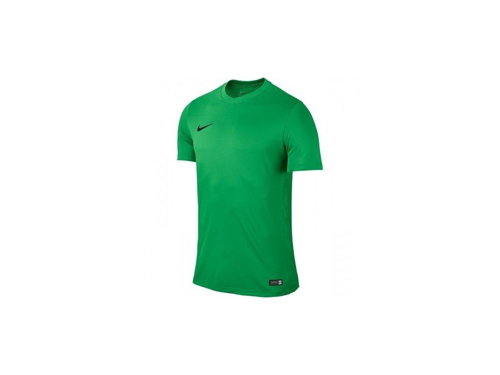 Nike Park SS VI Crew Verde Uomo