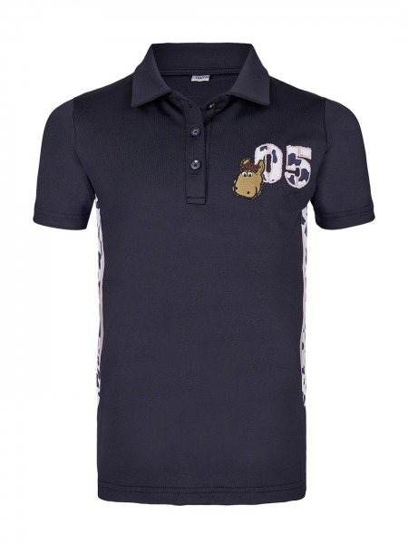 Busse Polo-Shirt Kids Collection V Navy