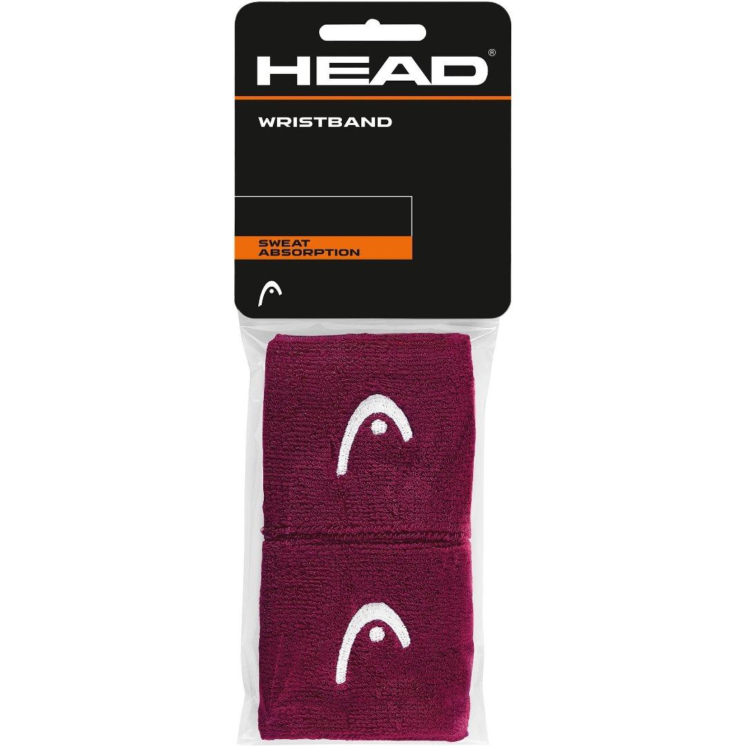 Head Polsini Wristband Fucsia 2.5' (2017)