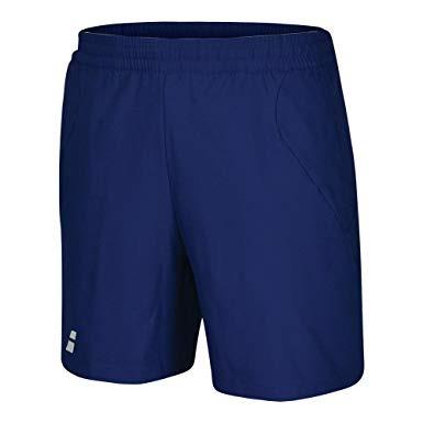 Babolat core Short 8 Blu Uomo