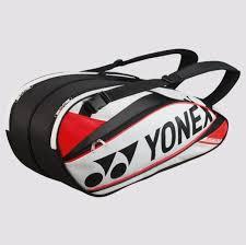 Yonex Pro Series Bag 6x Nera-Rossa