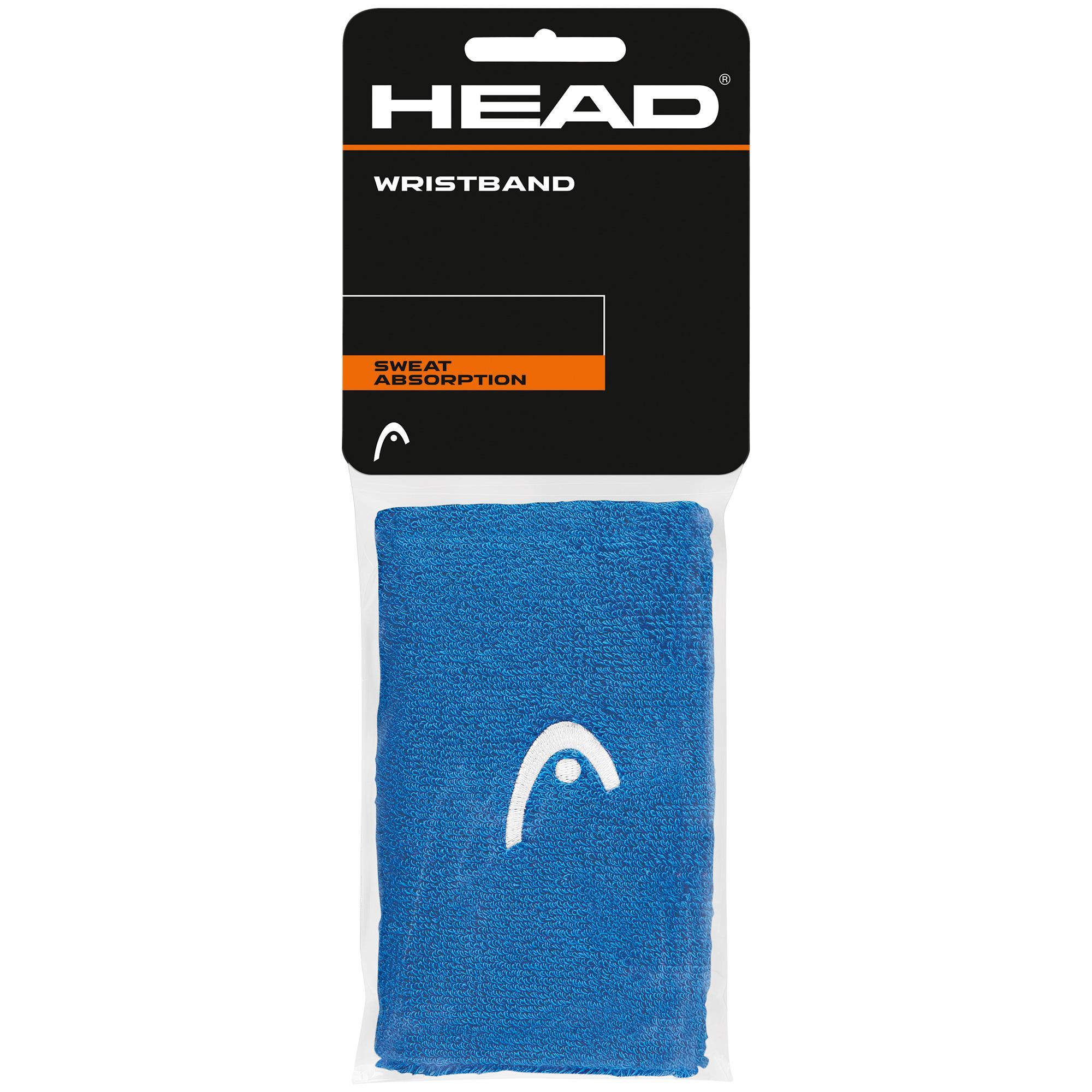 Head Polsini Jumbo Blu 2x (2017)