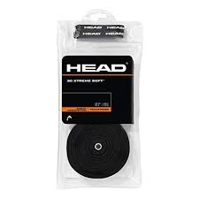 Head Xtreme Soft Overgrip Nero (30x)