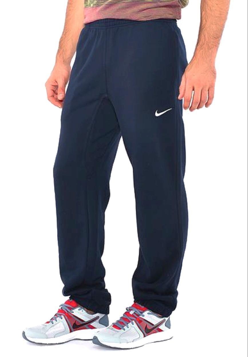 Nike Club Fit Pantalone Navy-Blu Uomo