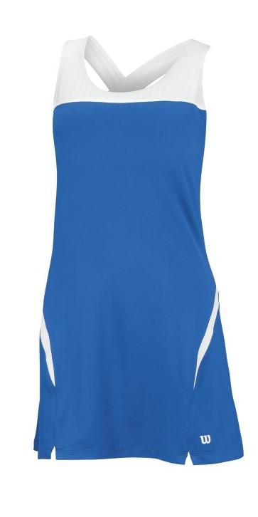 Wilson Team Dress Blu Bambina 1