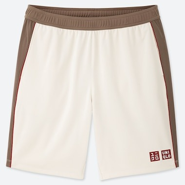 Uniqlo Short Roger French Open Beige Uomo