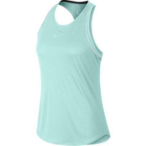 Nike Dry Fit Azzurro Tank Donna 1