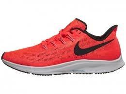 Nike Air Zoom Pegasus 36 Rosso-Nero Uomo
