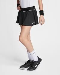 Nike Court Gonna Nero Bambina 1