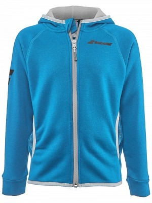 Babolat Core Hood Sweat Estate Blu Bambino 1