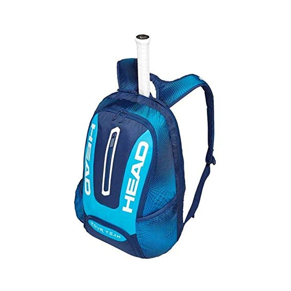Head Tour team backpack Navy Blu 1