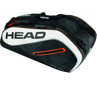 Head Borsa Tour Team 9R Monstercombi Nera-Bianca