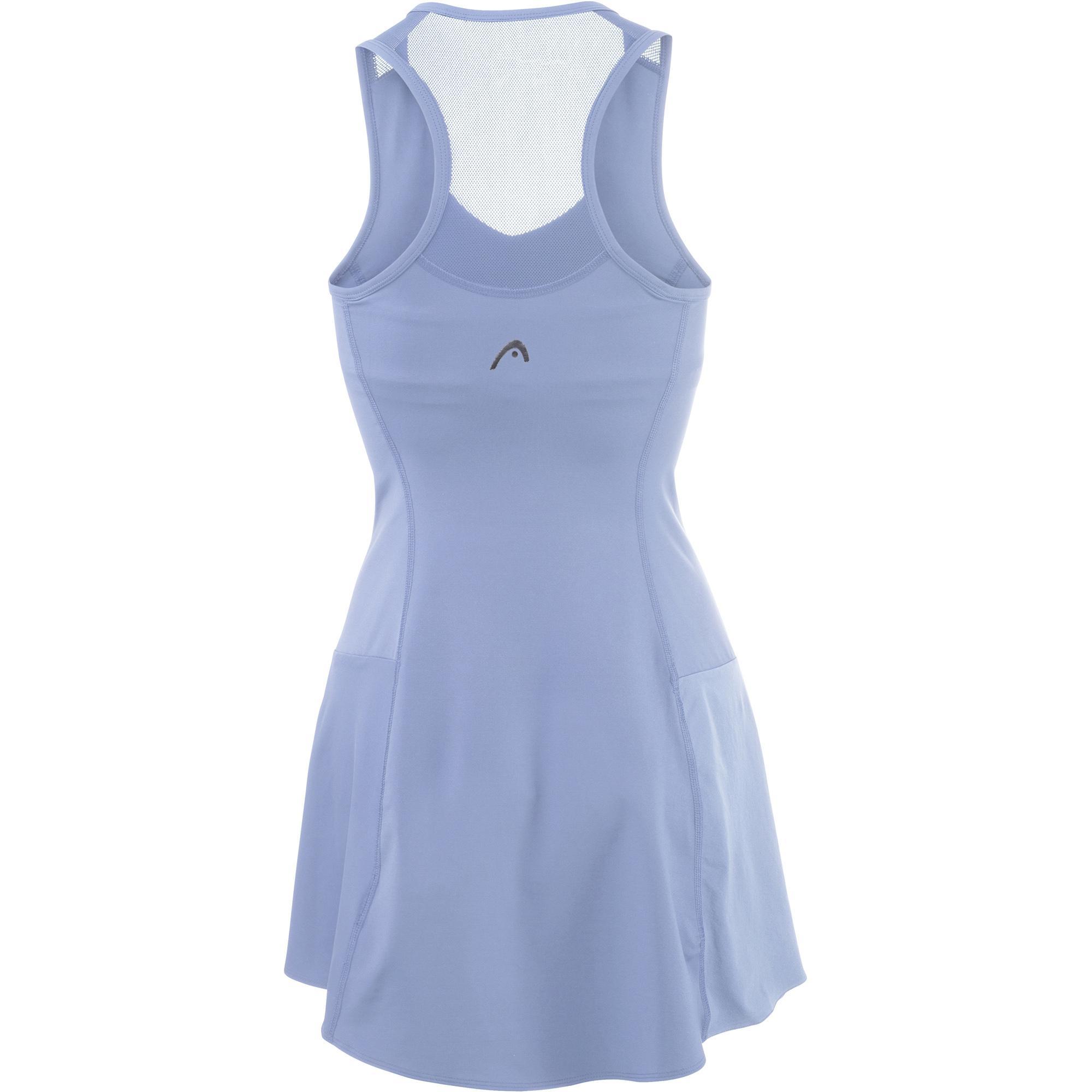 Head Perf Dress Azzuro Donna