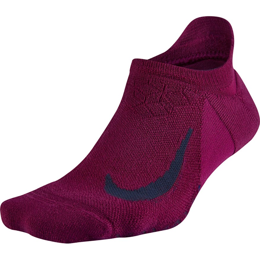 Nike Elite Cushioned Calze Bordeaux 1