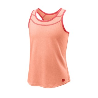 Wilson Competition Tank Papaya Bambina