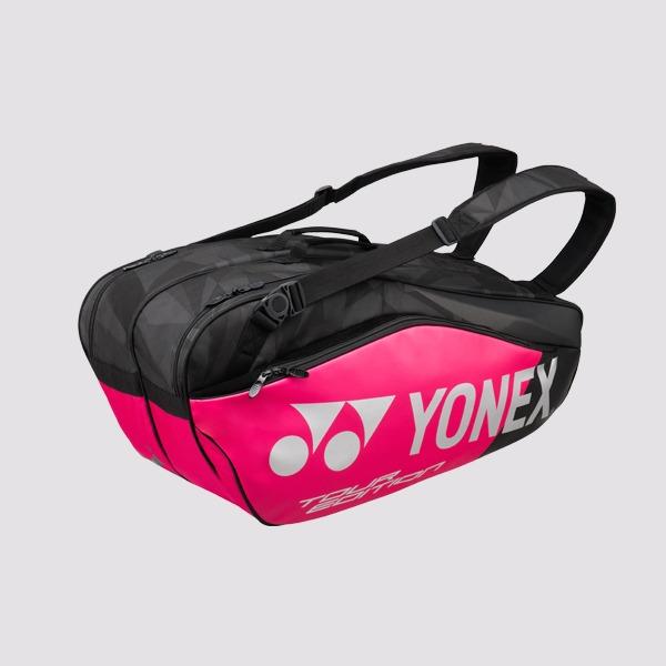 Yonex Bag Pink 9x 1