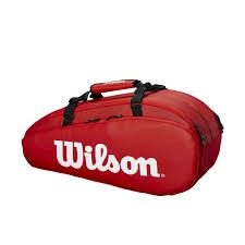 Wilson Tour 2 Comp Large Red 1