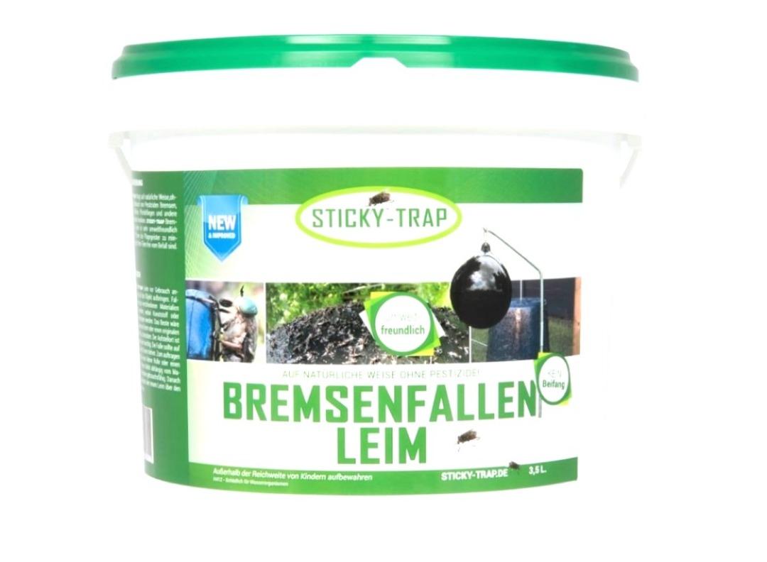 Bremsenfallen Leim Sticky Trap 1.5 l 1